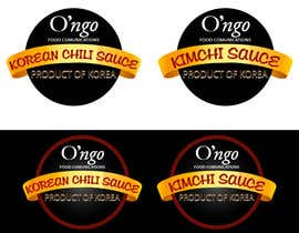 #25 cho Create labels for food containers.. bởi mirceabaciu