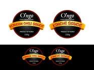 Create labels for food containers.. için Graphic Design35 No.lu Yarışma Girdisi