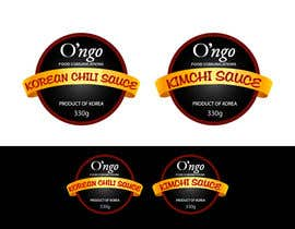 #35 cho Create labels for food containers.. bởi mirceabaciu