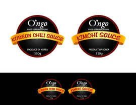 #37 cho Create labels for food containers.. bởi mirceabaciu
