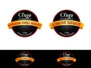 Create labels for food containers.. için Graphic Design39 No.lu Yarışma Girdisi