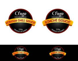 #39 cho Create labels for food containers.. bởi mirceabaciu