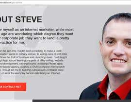 Nro 44 kilpailuun Create 2 website header images (examples and video inside) käyttäjältä paulpetrovua