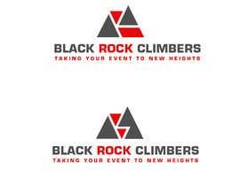 Huelevel tarafından Design a serious Logo for a Mobile rock climbing company. için no 19