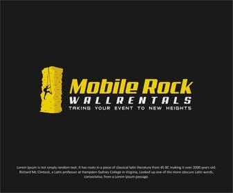 designpoint52 tarafından Design a serious Logo for a Mobile rock climbing company. için no 64