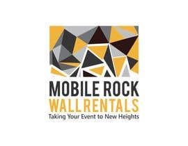 happychild tarafından Design a serious Logo for a Mobile rock climbing company. için no 63