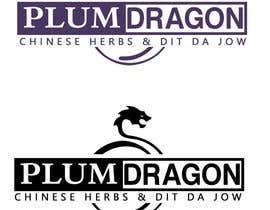 AllenBrent03 tarafından Design a Logo Plum Dragon için no 10