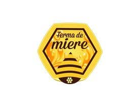 nº 3 pour Realizează un design de logo for Honey Farm par advway