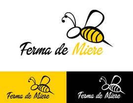 nº 46 pour Realizează un design de logo for Honey Farm par StanMarius