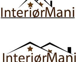 nº 51 pour Logo for interiormani.no par jaclado