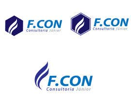 #105 for Logo F.CON Consultoria Júnior by smartdesigner007
