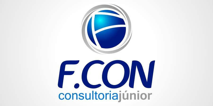 Kilpailutyö #110 kilpailussa Logo F.CON Consultoria Júnior