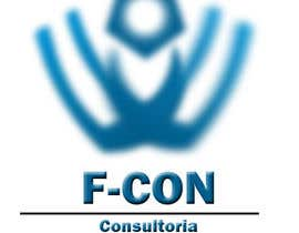 #129 for Logo F.CON Consultoria Júnior by FlavioFelipe