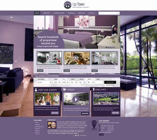 Graphic Design Contest Entry #31 for Build a Website for Real Estate Company