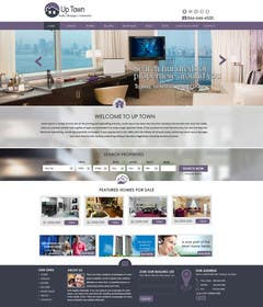 Graphic Design Contest Entry #52 for Build a Website for Real Estate Company