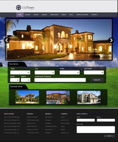 Graphic Design Contest Entry #50 for Build a Website for Real Estate Company