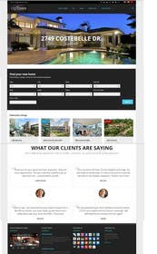 Graphic Design Contest Entry #20 for Build a Website for Real Estate Company