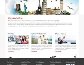 #20 for Design a Website Mockup for 'My safe video' - home page af grapaa