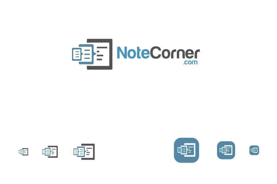 Proposition n°                                        13                                      du concours                                         Design a Logo for NoteCorner.com