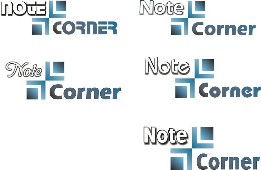 Proposition n°                                        4                                      du concours                                         Design a Logo for NoteCorner.com