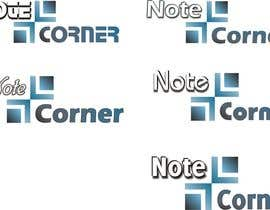 nº 4 pour Design a Logo for NoteCorner.com par szon