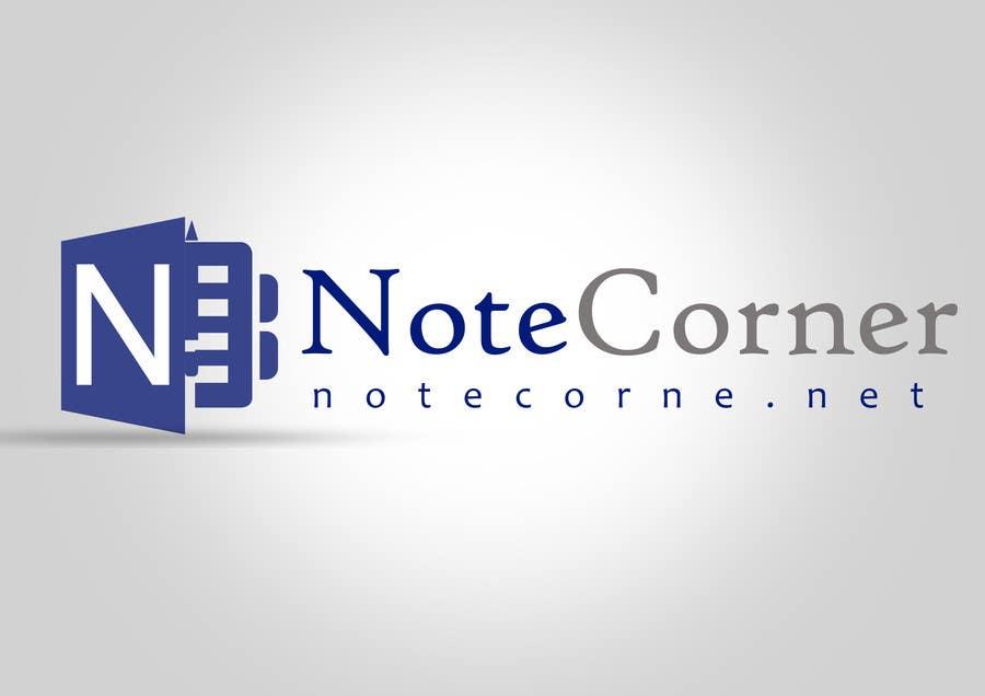 Proposition n°                                        11                                      du concours                                         Design a Logo for NoteCorner.com