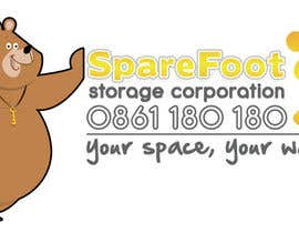 #17 for Company Character/Mascot Design - Illustration design for Sparefoot Storage Co. by TimSlater