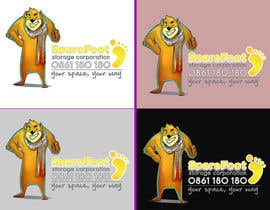 xixoseven tarafından Company Character/Mascot Design - Illustration design for Sparefoot Storage Co. için no 6