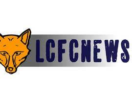 Nro 33 kilpailuun Design a Leicester FC News Logo käyttäjältä mabon96