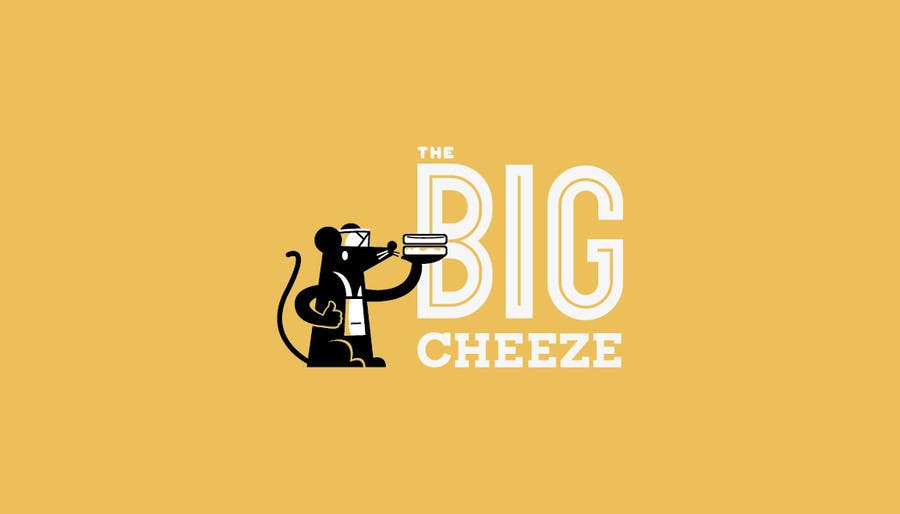 Proposition n°4 du concours Design some Business Cards for the Big Cheeze food truck