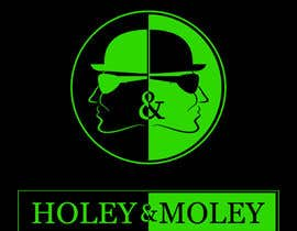 #83 for Design a Logo / Identity for Holey & Moley af vladimirsozolins