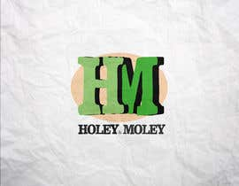 nº 56 pour Design a Logo / Identity for Holey & Moley par MalcolmSith