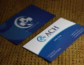 #13 untuk Design some Business Cards for ACH oleh HammyHS