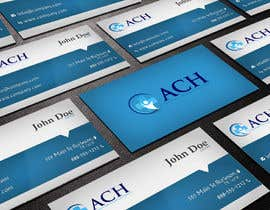 #44 for Design some Business Cards for ACH af Artimization