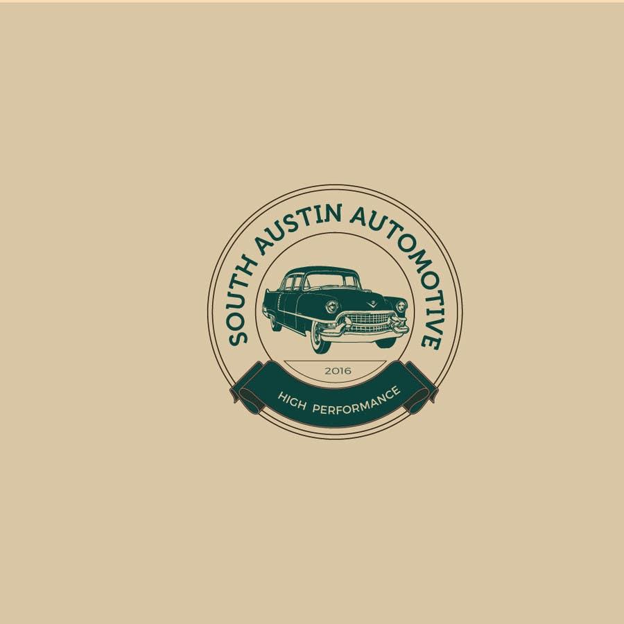 Kilpailutyö #20 kilpailussa Design a Logo For Auto Company