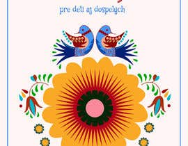 danjadavidovic tarafından Design a COLORING DOODLE PAGES BOOK / MANDALA for kids and their parents için no 21