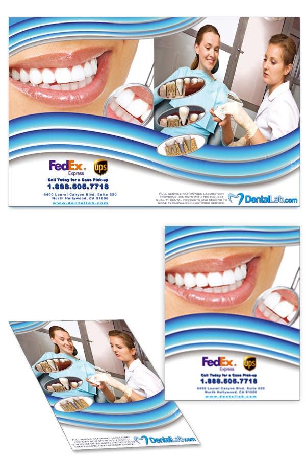 Wettbewerbs Eintrag #                                        42                                      für                                         High Quality Brochure Design for DentalLab.com