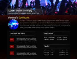 #9 para Build a Website for Bar & Nightclub Reviews por web92