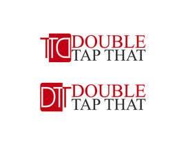 Nro 38 kilpailuun Design a Logo - DOUBLETAPTHAT käyttäjältä nhussain7024