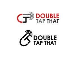 Nro 25 kilpailuun Design a Logo - DOUBLETAPTHAT käyttäjältä bymaskara