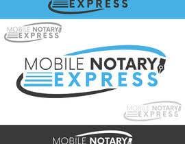 Nro 22 kilpailuun Logo Contest - Mobile Notary Express käyttäjältä useffbdr
