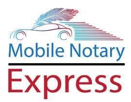 Nro 39 kilpailuun Logo Contest - Mobile Notary Express käyttäjältä bijjy