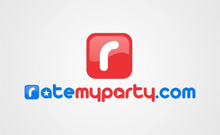 #98 for Design a Logo for ratemyparty.com by eltorozzz