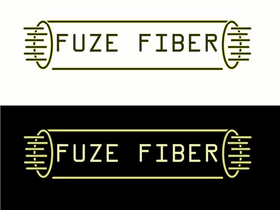Inscrição nº 15 do Concurso para Design a Logo for FUZE FIBER