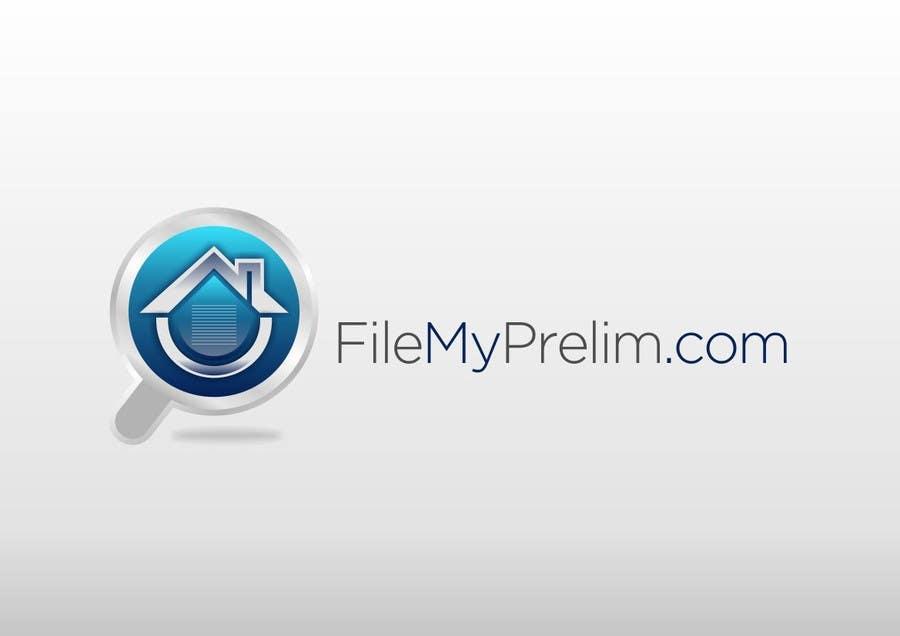 Proposition n°164 du concours File My Prelim.com New Logo