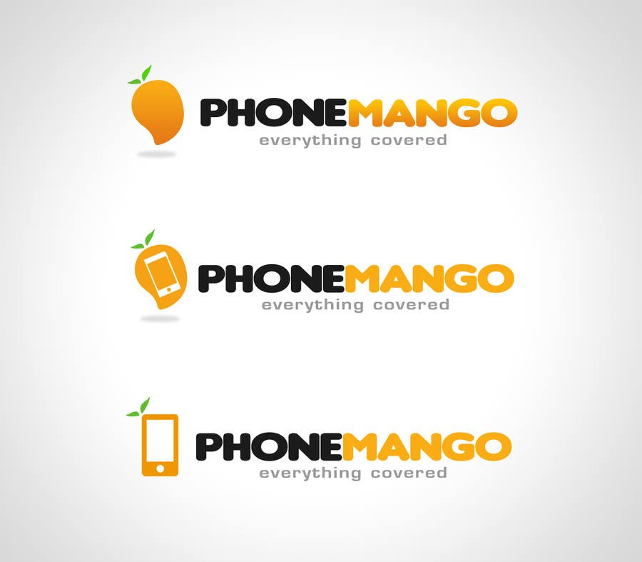 #36 for Design a Logo for Phone Mango by gdigital