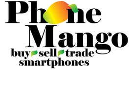 #50 for Design a Logo for Phone Mango by missmathews1987