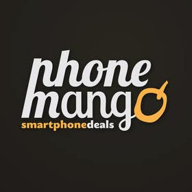 #57 for Design a Logo for Phone Mango by katsufumi