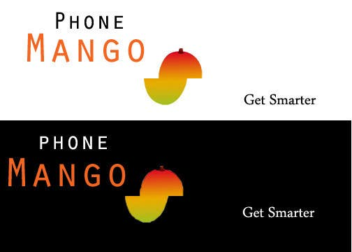 #51 for Design a Logo for Phone Mango by Inkazak