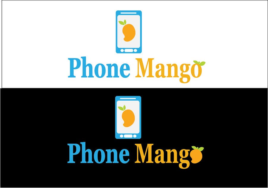 #26 for Design a Logo for Phone Mango by inu369